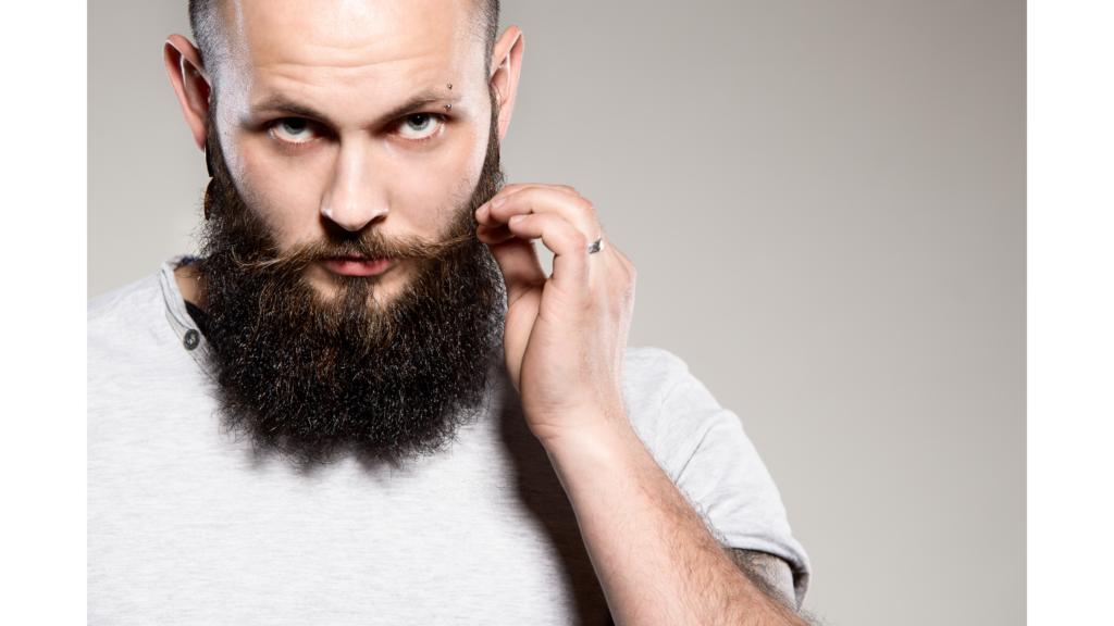 Types of beard: Napoleon III beard