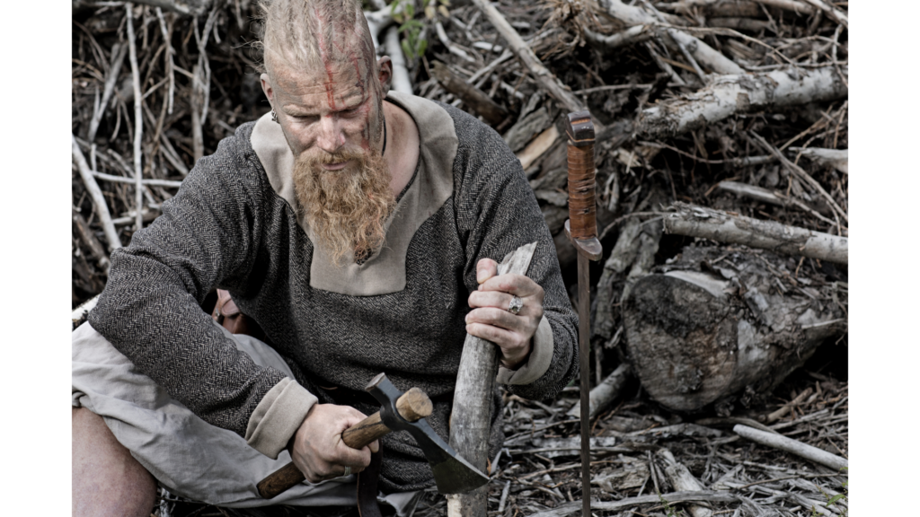 types of beards: viking beard