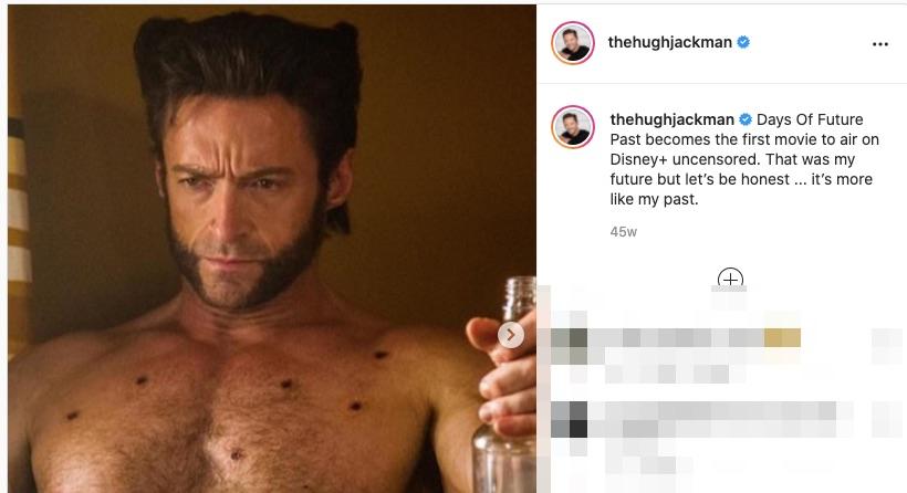 Types of beards: Wolverine Beard