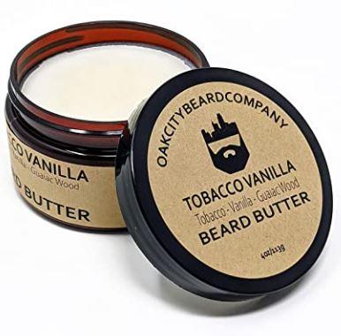 beard butter recipe: Oak City Beard Company