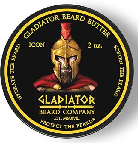 beard butter recipe:Gladiator Beard Butter
