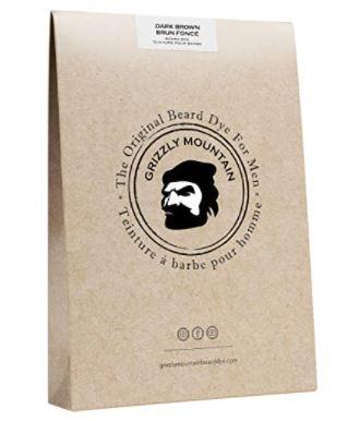 beard dye: Beard dye by GRIZZLY MOUNTAIN