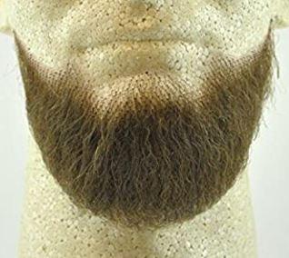 beard extensions: Full Chin Beard
