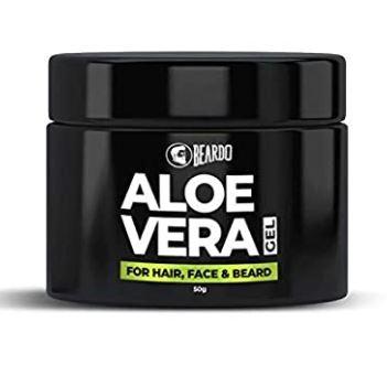 beard gel: Beardo Aloe Vera Gel