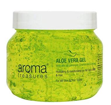 Beard gel: Aroma Treasures Aloe Vera Gel