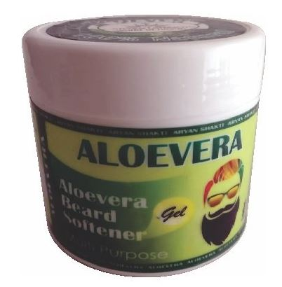 beard gel: Aryan Shakti's Aloevera Beard Softener Gel