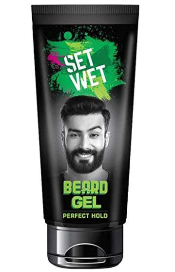 beard gel: Set Wet Beard Styling Gel