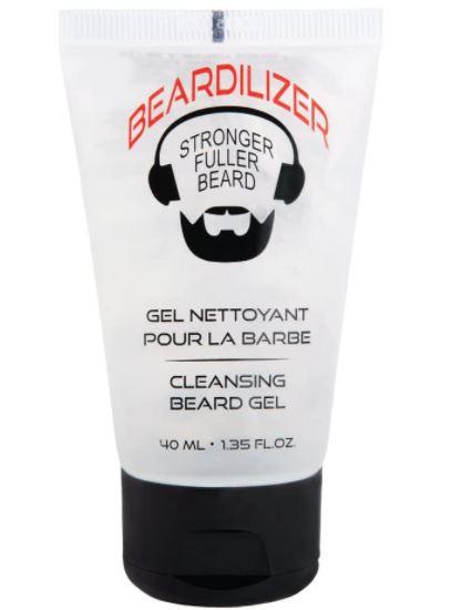 beard gel: Beardilizer Beard Cleansing Gel