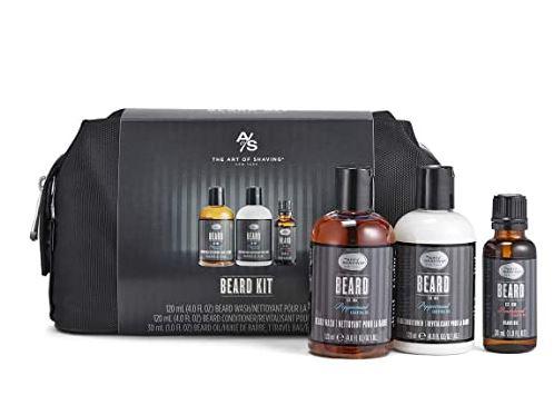 beard grooming kit: The Art of Shaving Beard Grooming Kit for Men