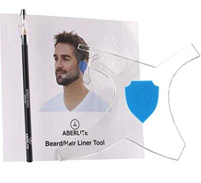 beard shaping tool: The Aberlite Beard Shaping Tool