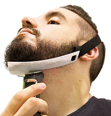 beard shaping tool: The Aberlite FlexShaper Neckline Shaping Tool
