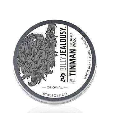 best beard wax: Billy Jealousy Tin Man No. 1 Wax