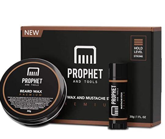 best beard wax: Prophet Best Beard and Mustache Wax