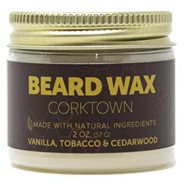 best beard wax: Detroit Grooming Co. Beard Wax