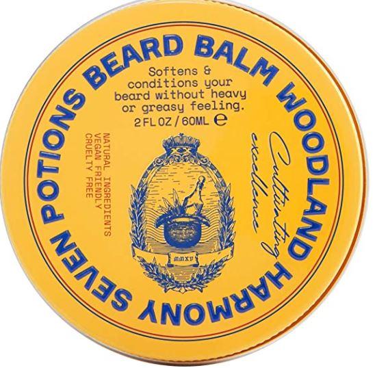 best beard wax: Seven Potions Beard Wax