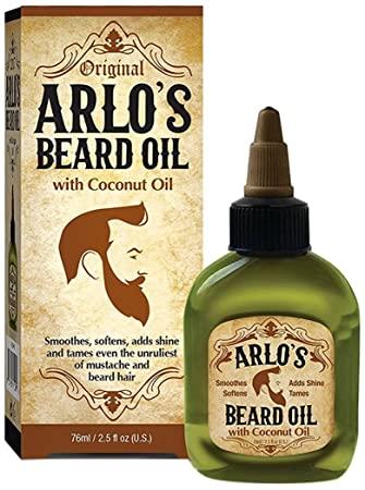 beard growth oil: coconut oil