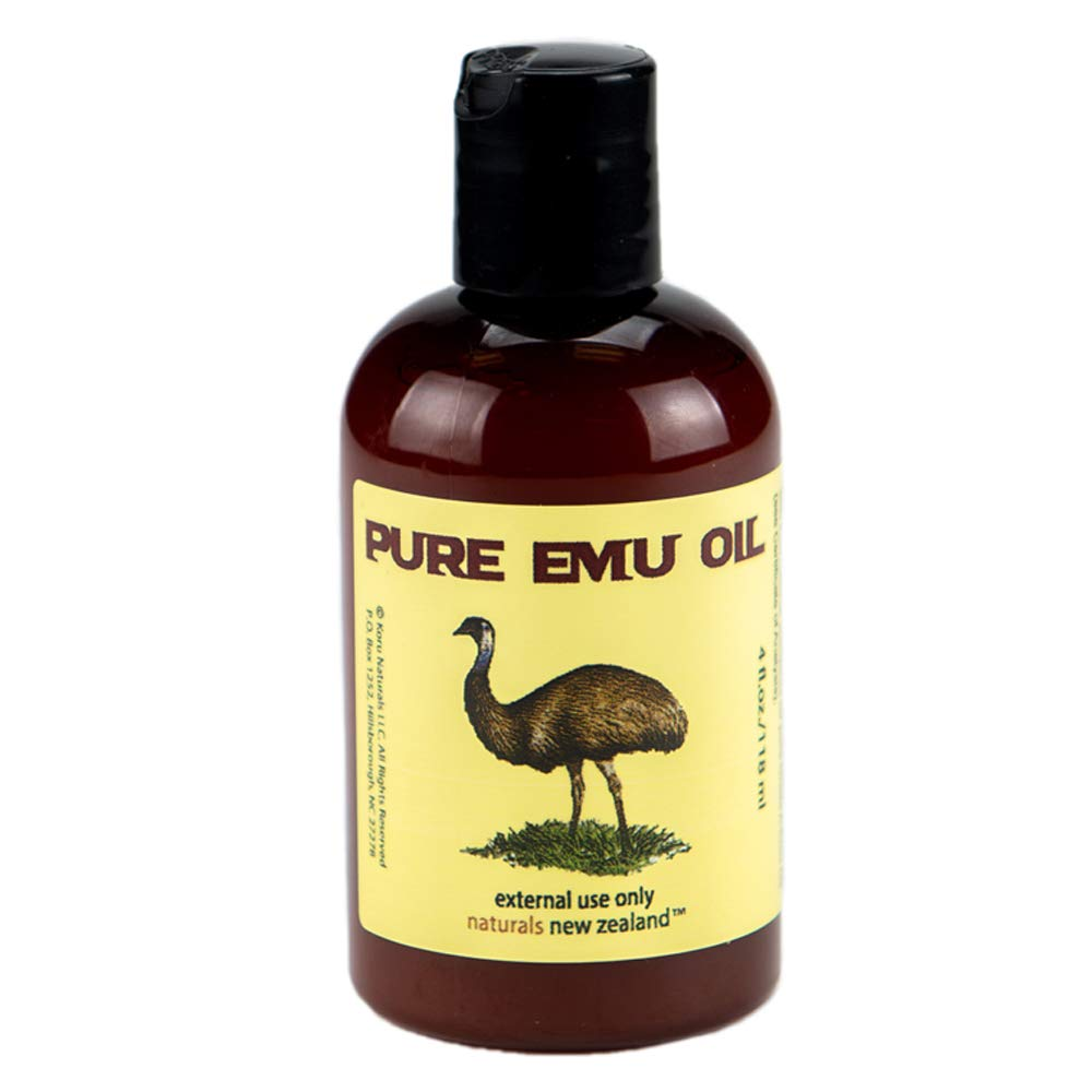 beard growth oil: Emu Oil