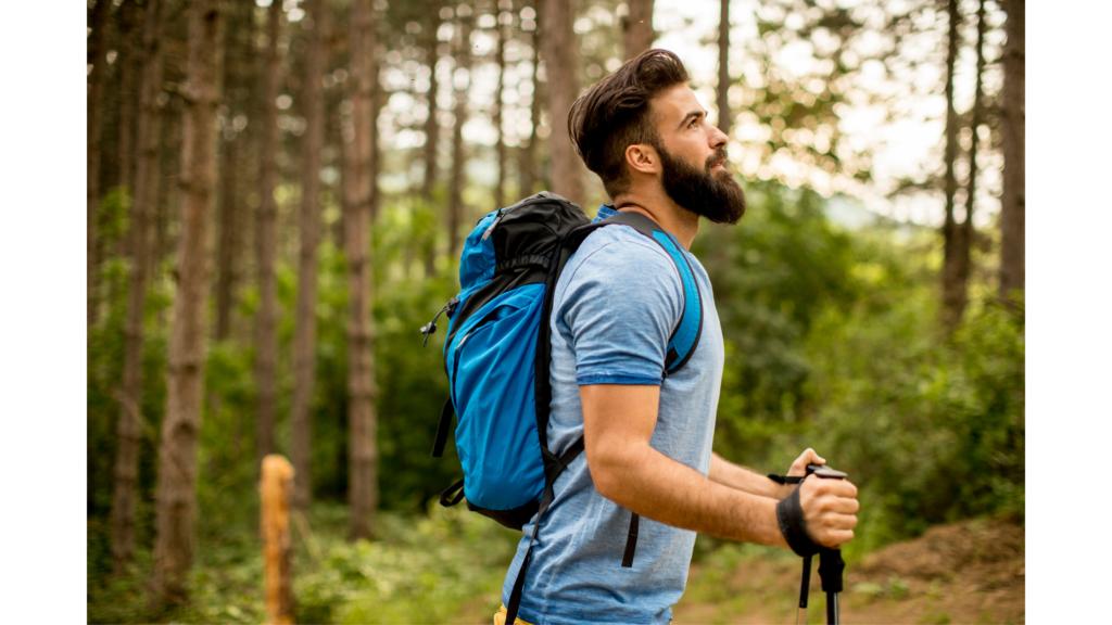 types of beards: Mountaineer Beard