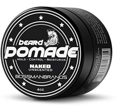 Beard pomade: Bossman Beard Pomade