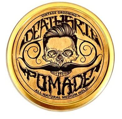 beard pomade: Death Grip Pomade