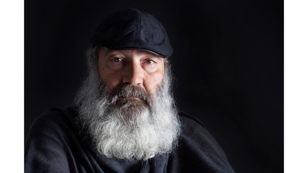types of beards: santa beard