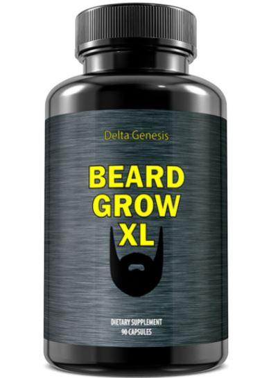 beard growth supplement:Beard Grow XL