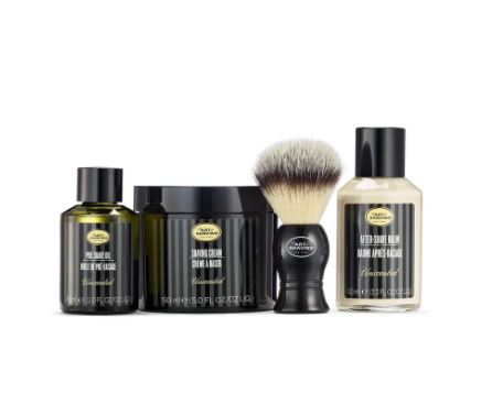 best beard care kit: 4 elements of the perfect shave