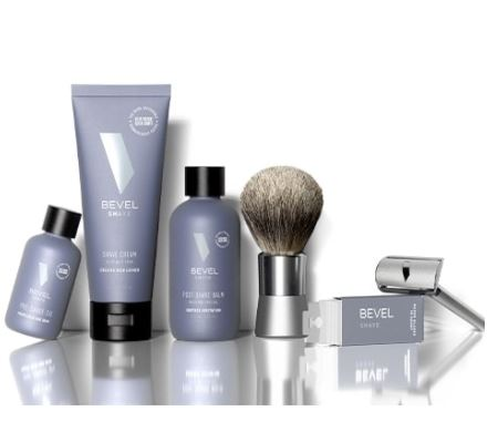 Best beard care kit: Bevel shave system