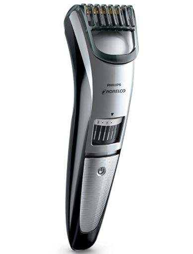 best beard products 2021: Philips Norelco Beard Trimmer