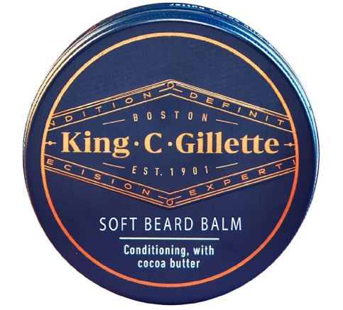 best beard products: The Non-Greasy Beard Balm